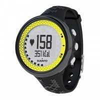 Пульсометр Suunto M5 black/lime