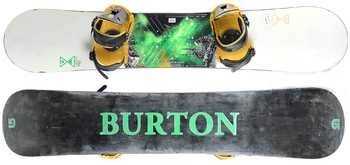 Комплект Б/У Burton Progression 159W