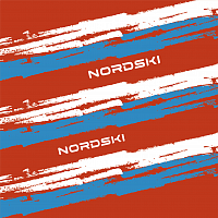Баф Nordski Stripe Red-Blue NSV409987