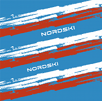 Баф Nordski Stripe Blue-Red NSV409879