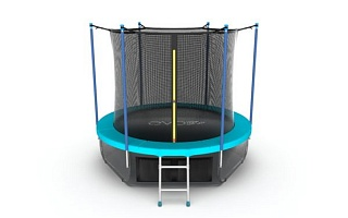 Батут EVO Jump Internal 10ft (Wave) + Lower net