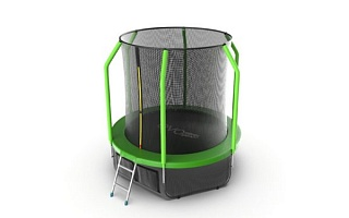 Батут EVO Jump Cosmo 6ft (Green)+ Lower net