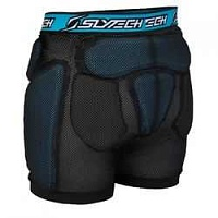 Шорты защитные SHRED Shorts Multipro XT 2 ND Skin XT Black/Blue (2016)