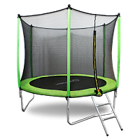 Батут Oxygen Fitness Standard 8 ft outside (Light green)