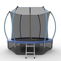 Батут EVO Jump Internal 10ft (Blue) + Lower net